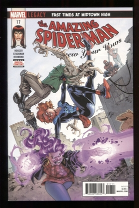 Picture of AMAZING SPIDER-MAN RENEW YOUR VOWS #17 LEG NM