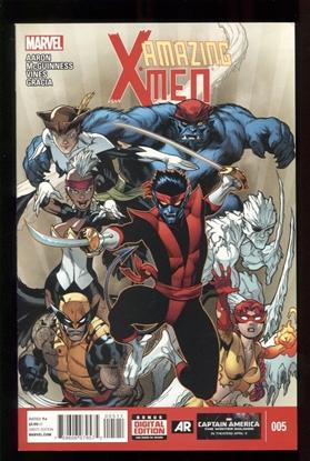 Picture of AMAZING X-MEN (2013) #5 NM