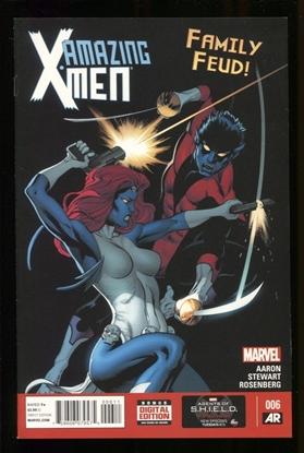 Picture of AMAZING X-MEN (2013) #6