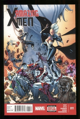Picture of AMAZING X-MEN (2013) #11 NM