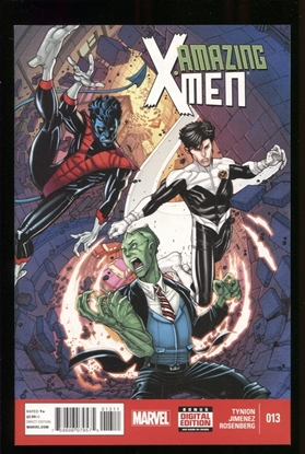 Picture of AMAZING X-MEN (2013) #13 NM