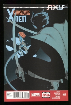 Picture of AMAZING X-MEN (2013) #14 NM