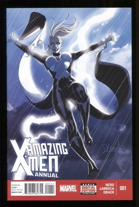Picture of AMAZING X-MEN (2013) ANNUAL #1 NM