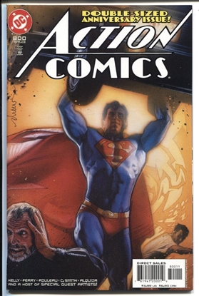 Picture of ACTION COMICS #800 9.6 NM+