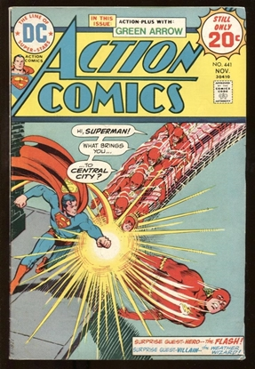 Picture of ACTION COMICS #441 6.5 FN+