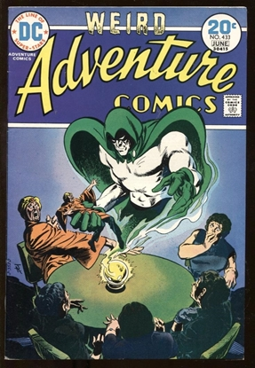 Picture of WEIRD ADVENTURE COMICS (1938) #433 7.5 VF-