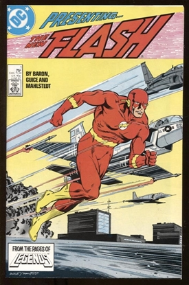 Picture of FLASH (1987) #1 9.6 NM+