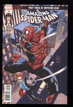 Picture of AMAZING SPIDER-MAN RENEW YOUR VOWS (2016) #18 LEG NM
