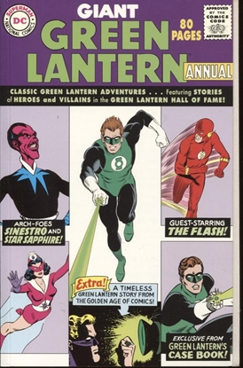 Picture of GREEN LANTERN 1963 ANNUAL #1 1998 NM