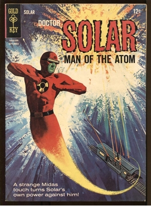 Picture of DOCTOR SOLAR #16 1965 6.5 FN+