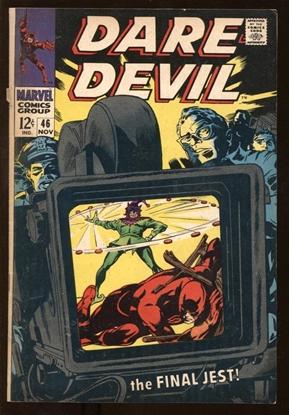 Picture of DAREDEVIL (1964) #46 4.0 VG