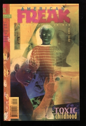 Picture of AMERICAN FREAK (1994) #2 9.6 NM+