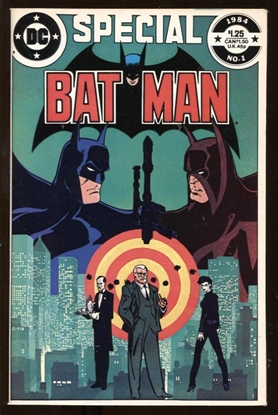 Picture of BATMAN SPECIAL #1 1984 9.2 NM-