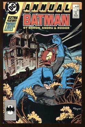 Picture of BATMAN ANNUAL #12 1988 9.2 NM-