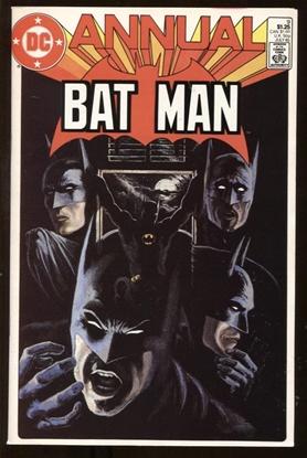 Picture of BATMAN ANNUAL #9 1985 9.2 NM-