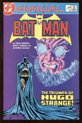 Picture of BATMAN ANNUAL #10 1986 8.5 VF+