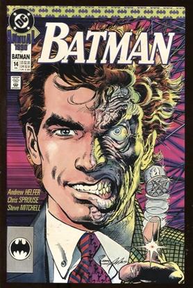 Picture of BATMAN ANNUAL #14 1990 9.4 NM