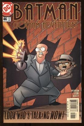 Picture of BATMAN GOTHAM ADVENTURES #46 2002 9.2 NM-