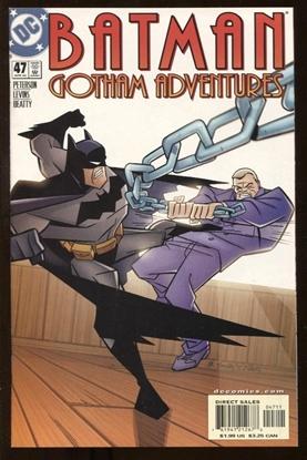 Picture of BATMAN GOTHAM ADVENTURES #47 2002 9.6 NM+