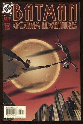 Picture of BATMAN GOTHAM ADVENTURES #50 2002 9.6 NM+