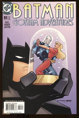 Picture of BATMAN GOTHAM ADVENTURES #51 2002 9.6 NM+