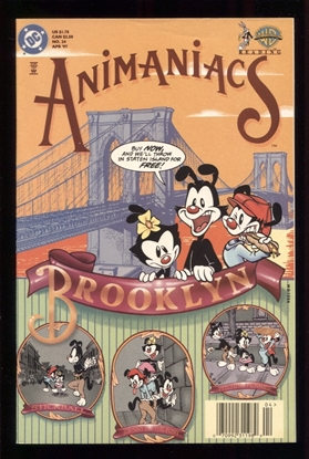 Picture of ANIMANIACS (1995)  #24