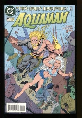 Picture of AQUAMAN (1994) #11 9.6 NM+