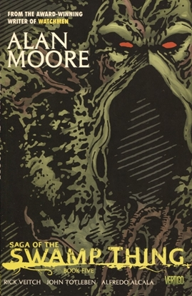 Picture of SAGA OF THE SWAMP THING TPB BOOK 5 (MR)