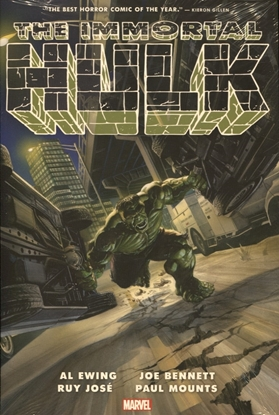 Picture of IMMORTAL HULK HC VOL 1