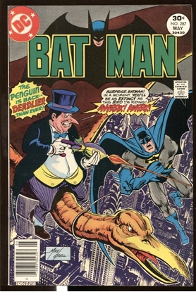 Picture of BATMAN (1940) #287 6.5 FN+