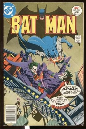 Picture of BATMAN (1940) #286 6.0 FN