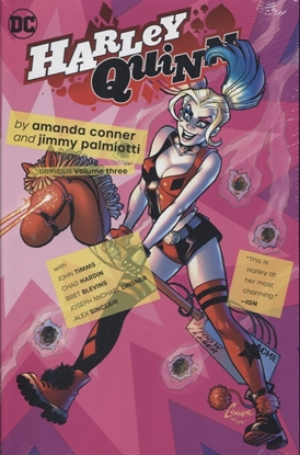 Picture of HARLEY QUINN BY CONNER & PALMIOTTI OMNIBUS HC VOL 3