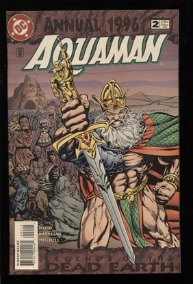 Picture of AQUAMAN (1994) ANNUAL #2 9.0 VF/NM