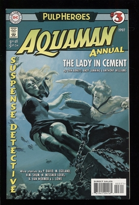Picture of AQUAMAN (1994) ANNUAL #3 9.4 NM