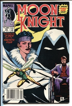 Picture of MOON KNIGHT (1980) #35 7.5 VF- NEWSSTAND