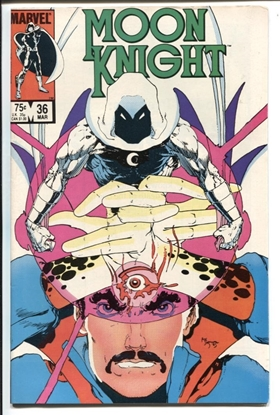 Picture of MOON KNIGHT (1980) #36 9.2 NM-