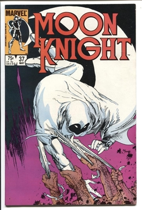 Picture of MOON KNIGHT (1980) #37 8.0 VF