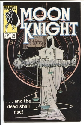 Picture of MOON KNIGHT (1980) #38 7.5 VF-
