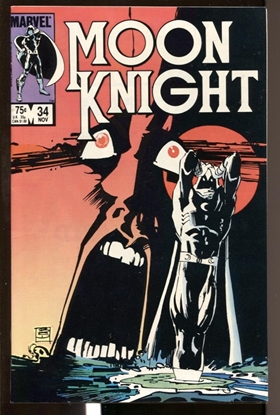Picture of MOON KNIGHT (1980) #34 9.2 NM-