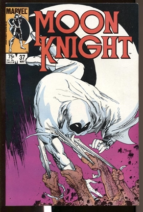 Picture of MOON KNIGHT (1980) #37 9.2 NM-