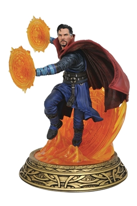 Picture of MARVEL MILESTONES DR STRANGE MOVIE STATUE