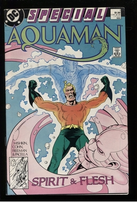Picture of AQUAMAN SPECIAL (1988) #1 6.0 FN