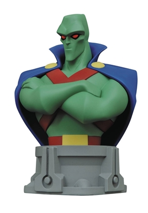 Picture of JL ANIMATED SERIES MARTIAN MANHUNTER BUST