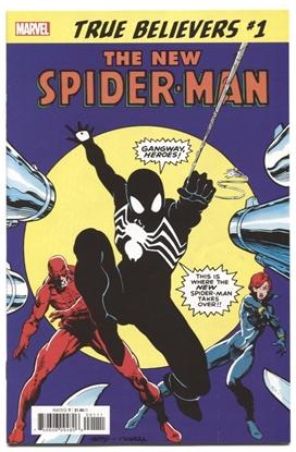 Picture of TRUE BELIEVERS NEW SPIDER-MAN #1