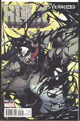 Picture of HULK #4 LUPACCHINO VENOMIZED VAR