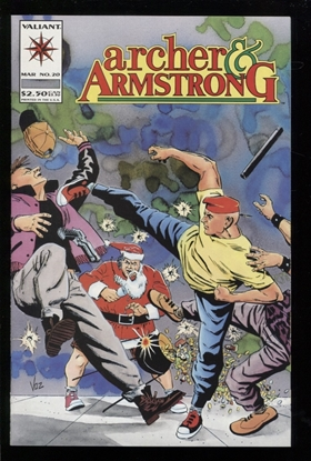 Picture of ARCHER AND ARMSTRONG (1992) #20 9.8 NM/MT