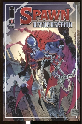 Picture of SPAWN RESURRECTION #1 ONE-SHOT 2015