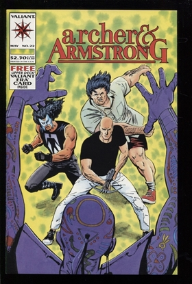 Picture of ARCHER AND ARMSTRONG (1992) #22 9.8 NM/MT