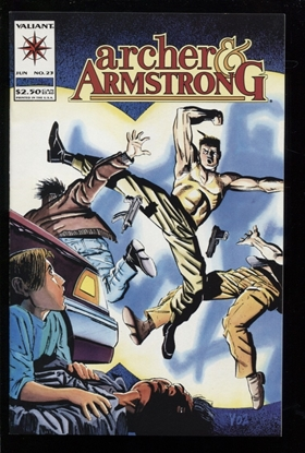 Picture of ARCHER AND ARMSTRONG (1992) #23 9.6 NM+