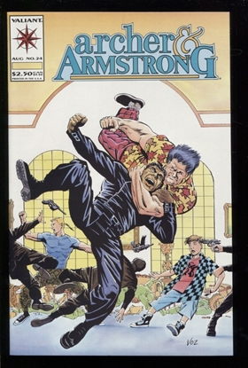 Picture of ARCHER AND ARMSTRONG (1992) #24 9.6 NM+